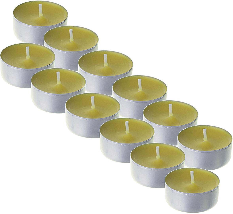 Свеча ароматизированная Spaas Южный цитрус, 4,5 ч, 12 шт