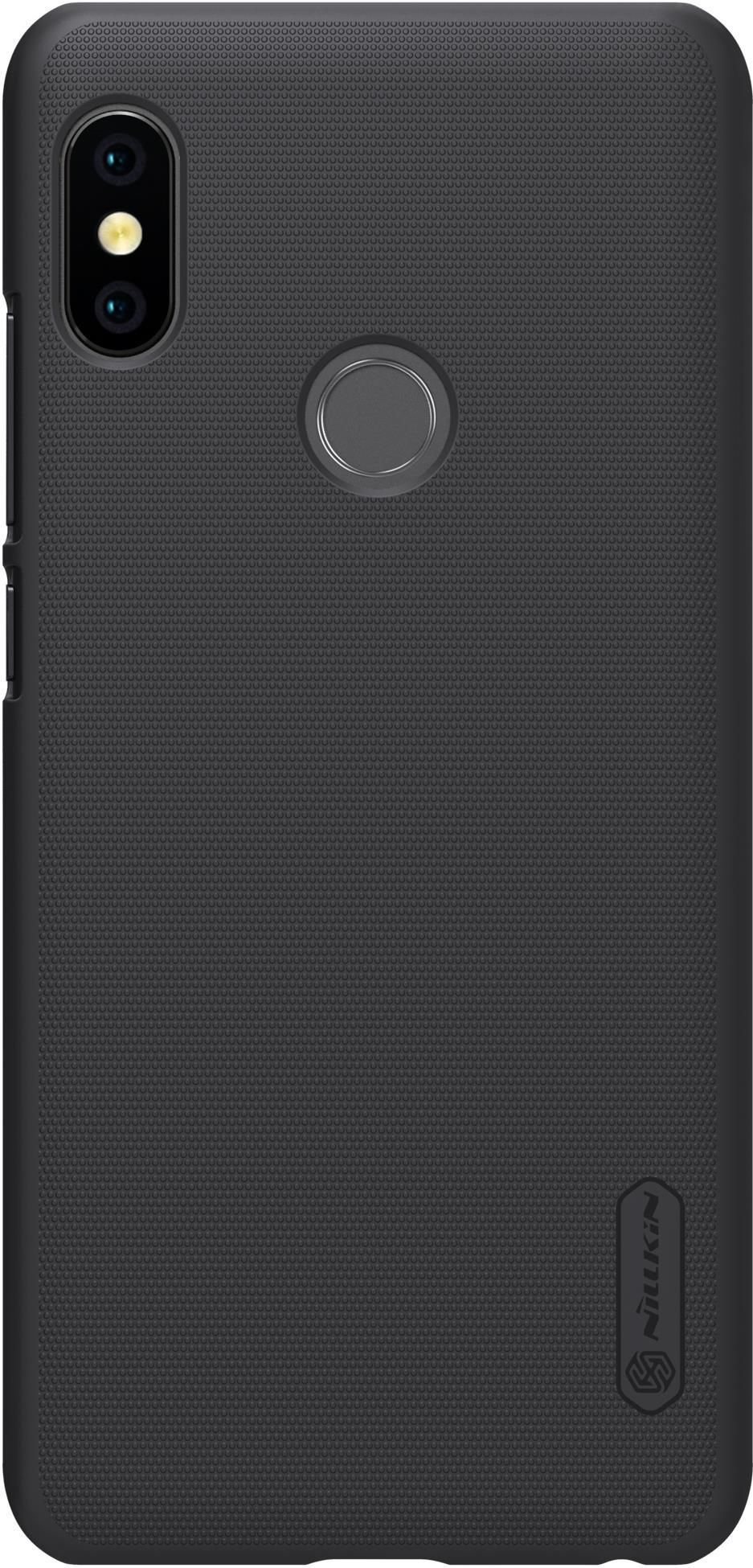 Накладка Nillkin Super Frosted для Redmi Note 5, 6902048154759, черный