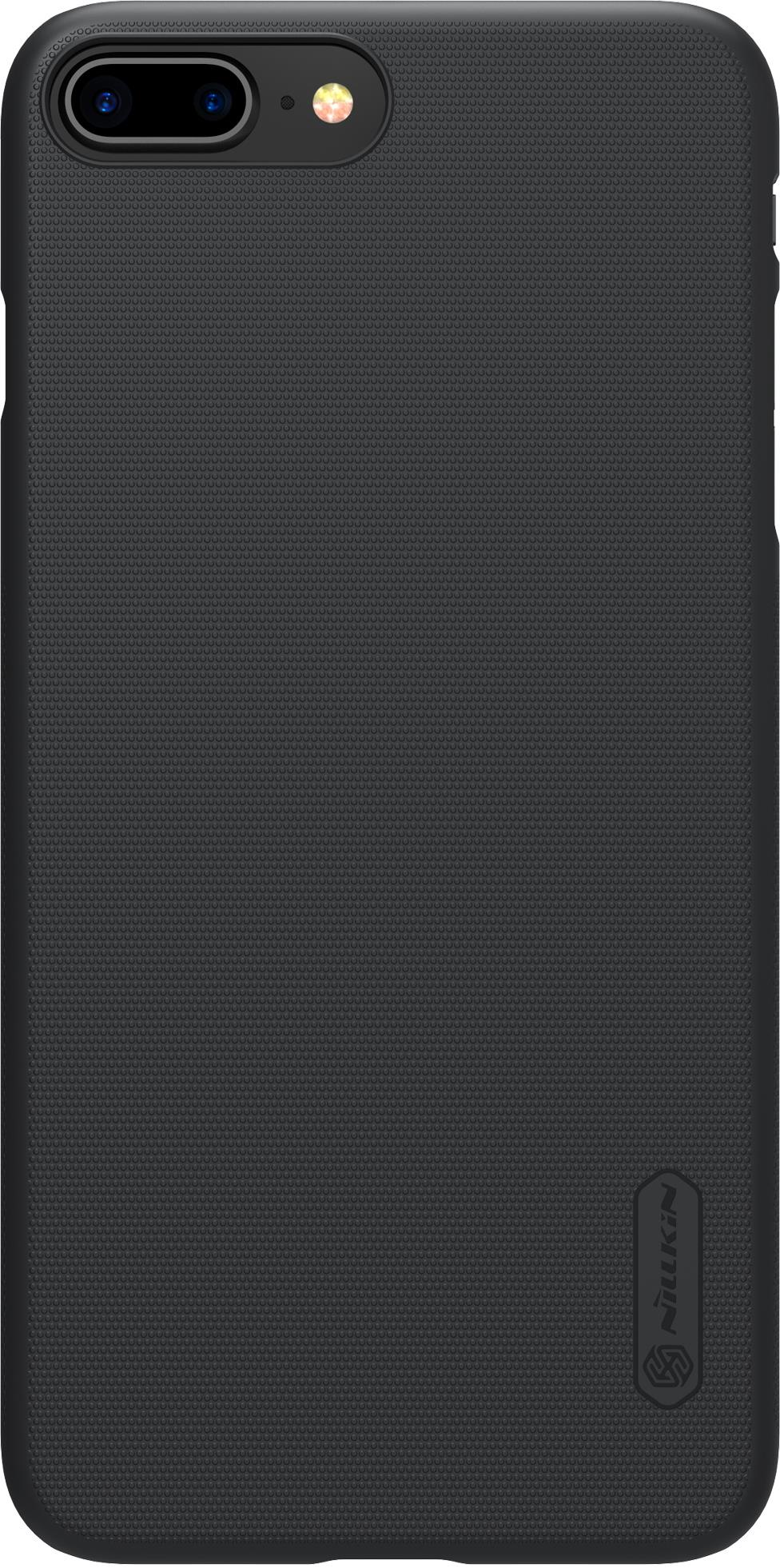 Накладка Nillkin Super Frosted для iPhone 8+, 6902048148147, черный
