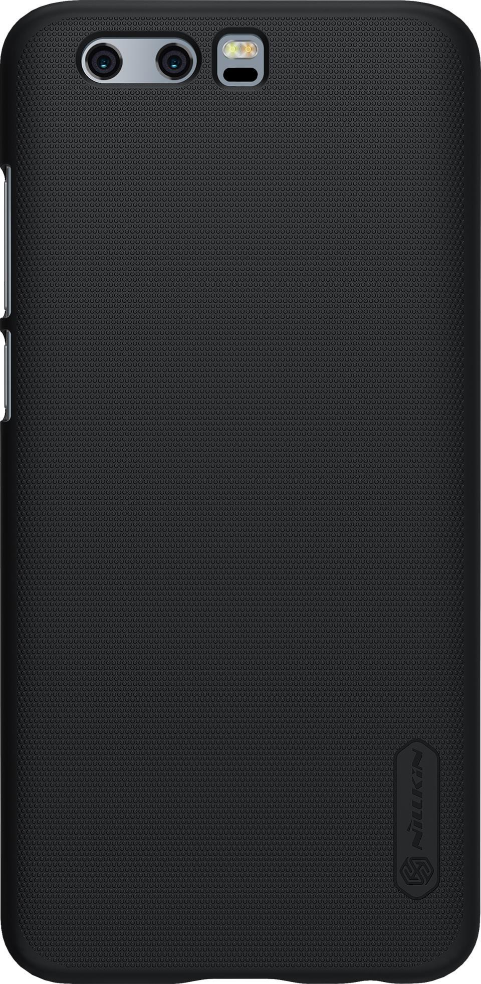 Накладка Nillkin Super Frosted для Honor 9, 6902048143036, черный