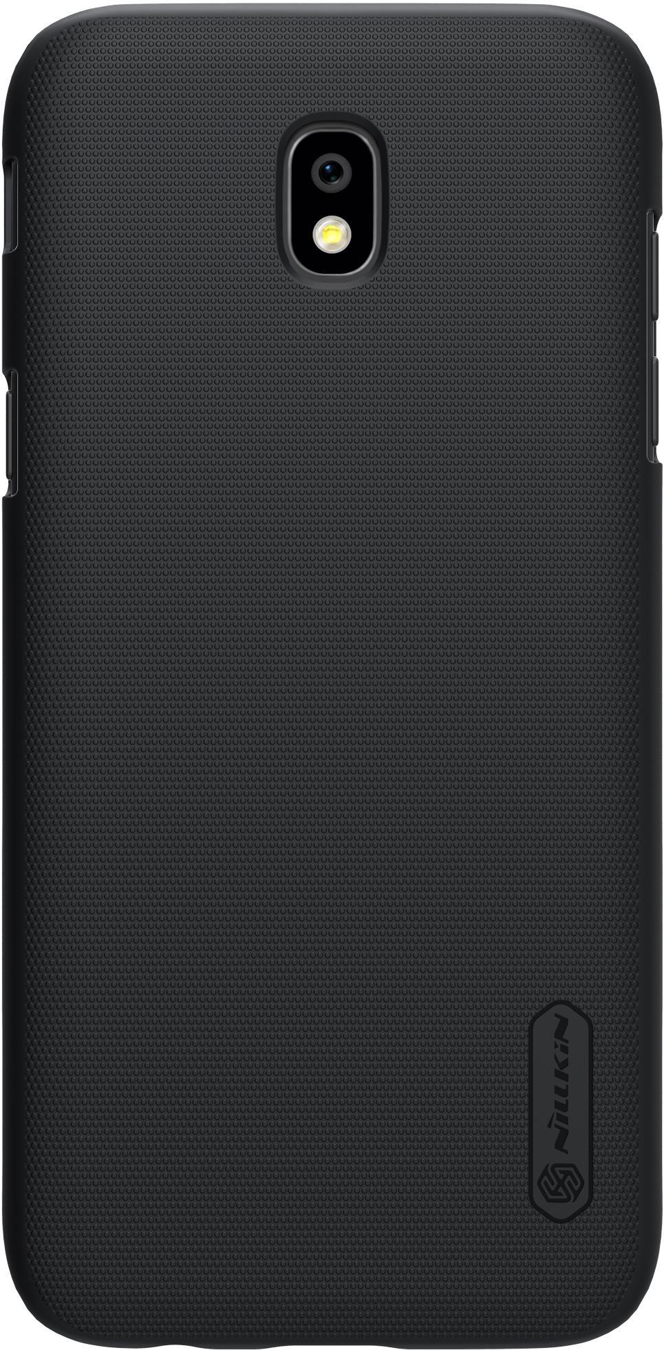 Накладка Nillkin Super Frosted для Samsung Galaxy J5 (2017), 6902048143746, черный