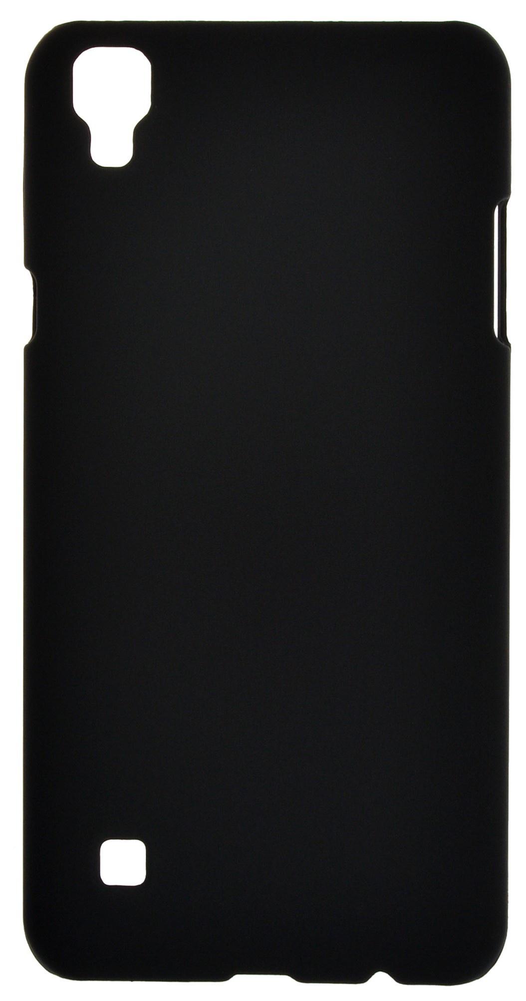 Накладка Skinbox для LG X Style, 2000000097398, черный