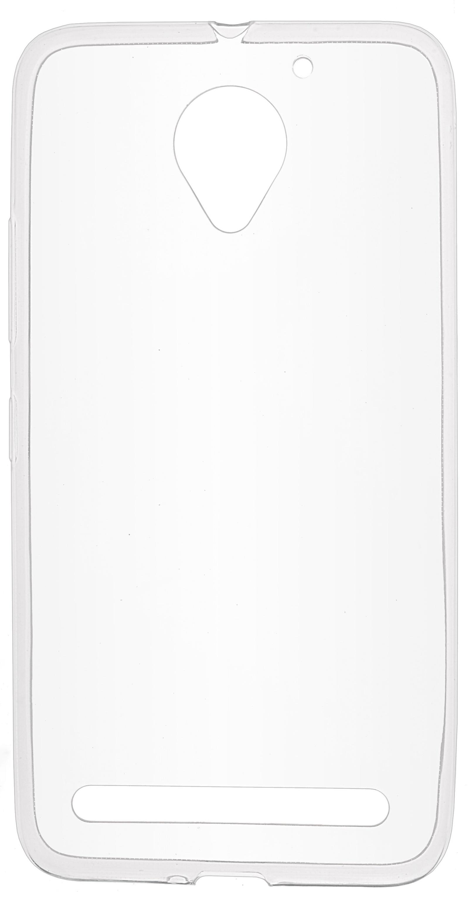 Накладка Skinbox для Lenovo Vibe C2, 2000000097022, прозрачный