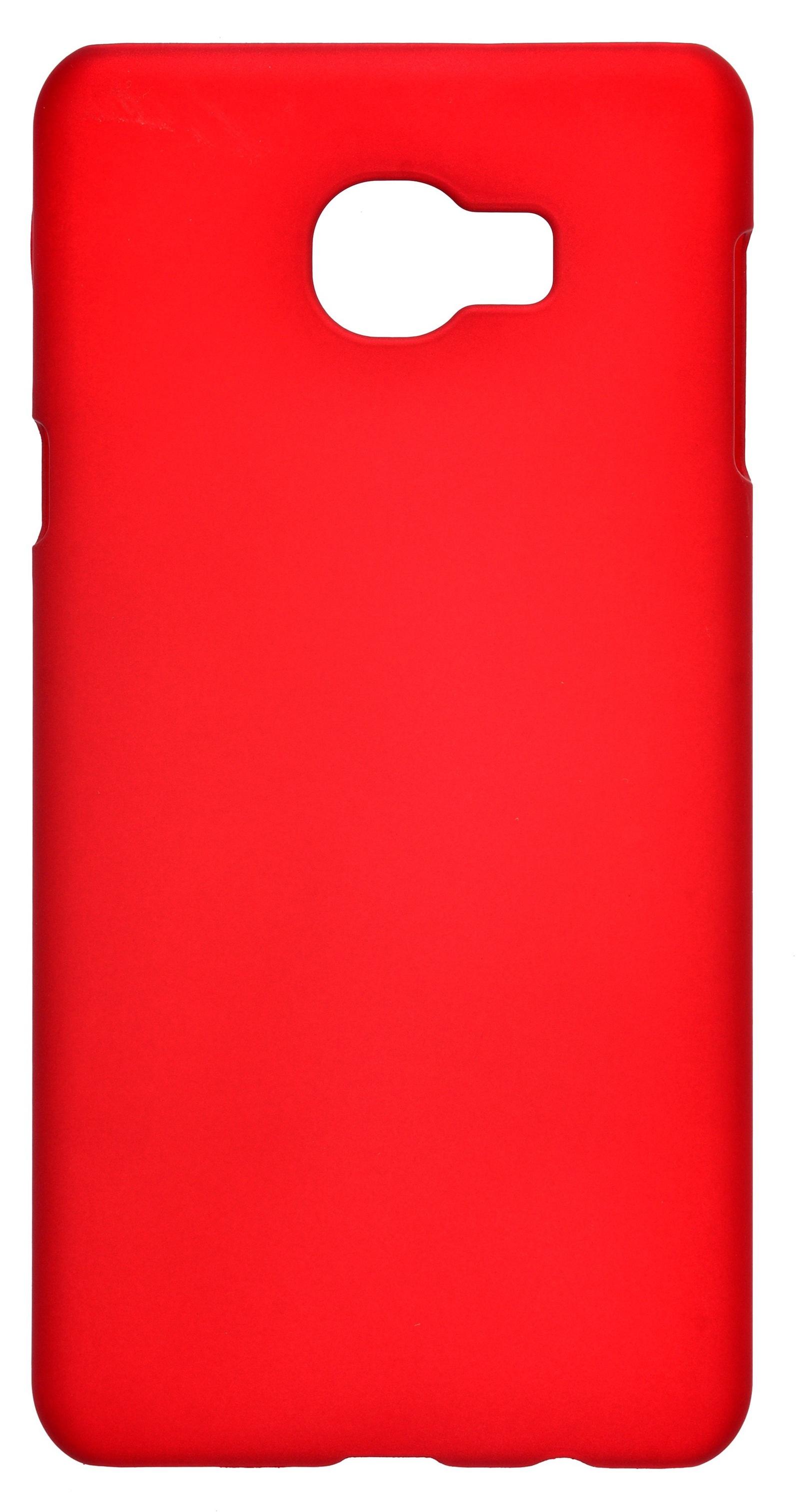 Накладка Skinbox для Samsung Galaxy C7, 2000000107028, красный