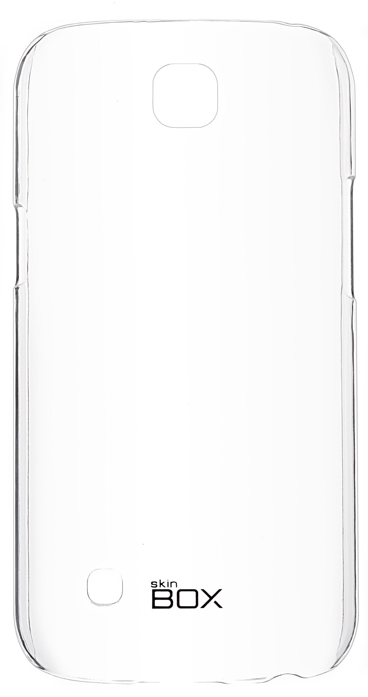 Накладка Skinbox Crystal для LG K3, 2000000097251, прозрачный