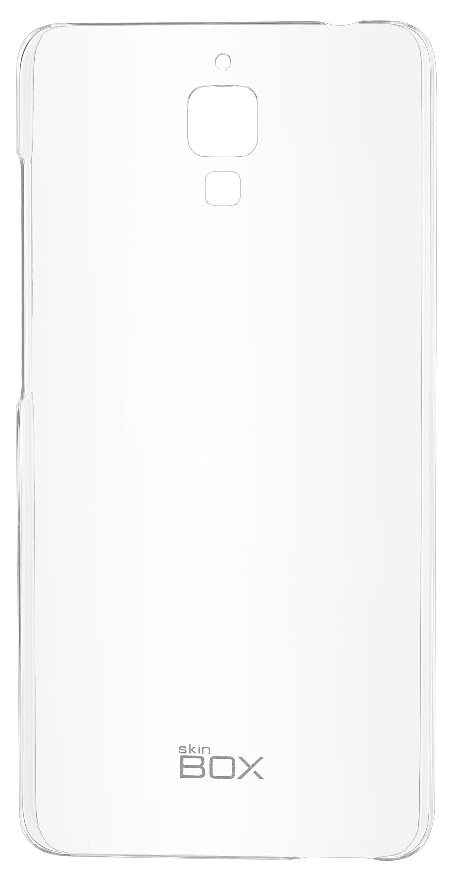 Накладка Skinbox Crystal для Xiaomi Mi4, 2000000104737, прозрачный