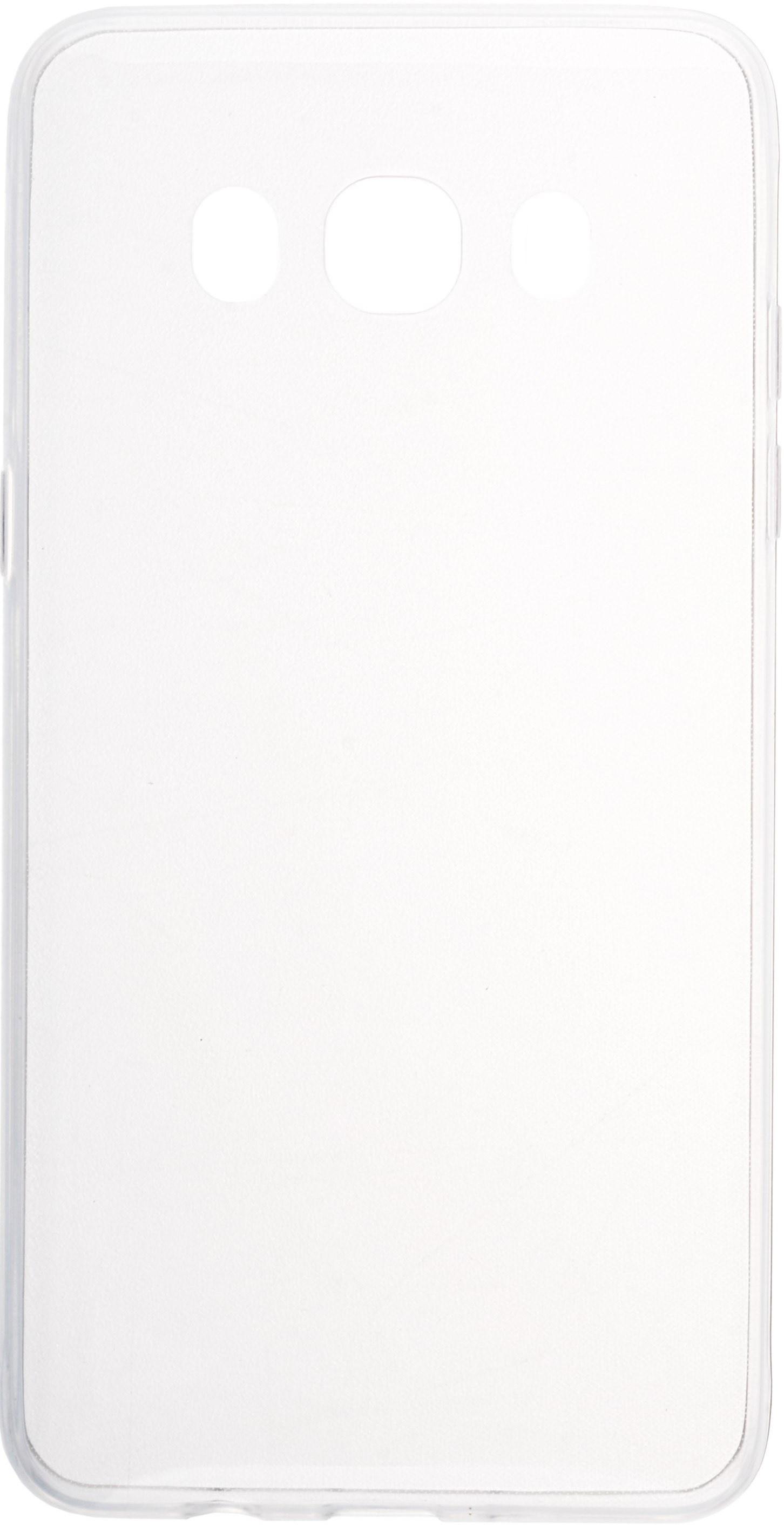 Накладка Skinbox Slim Silicone для Samsung Galaxy J5 (2016), 2000000090801, прозрачный skinbox накладка skinbox slim silicone для samsung galaxy note 7