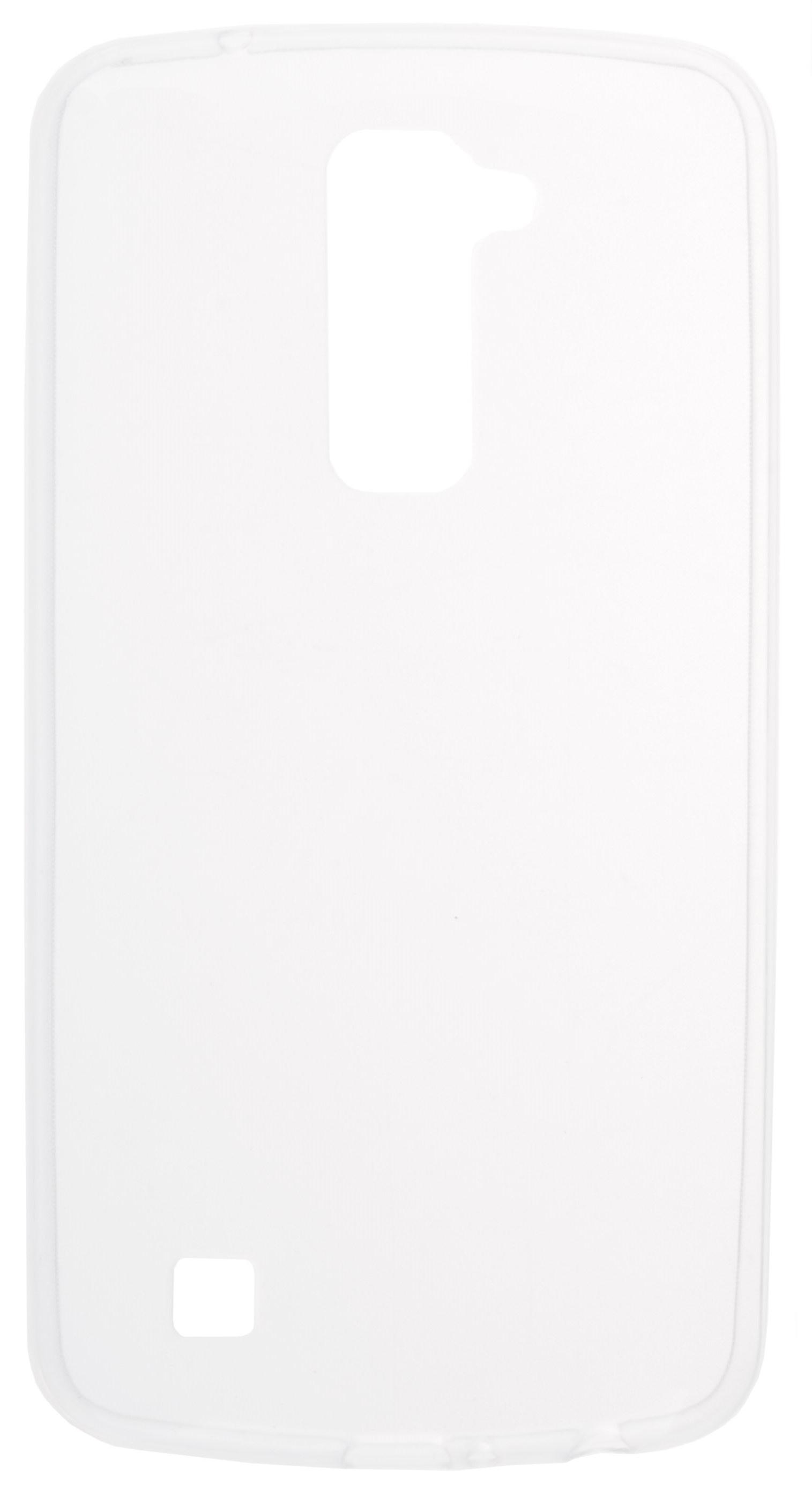 Накладка Slinbox Slim Silicone для LG K10, 2000000090764, прозрачный стоимость