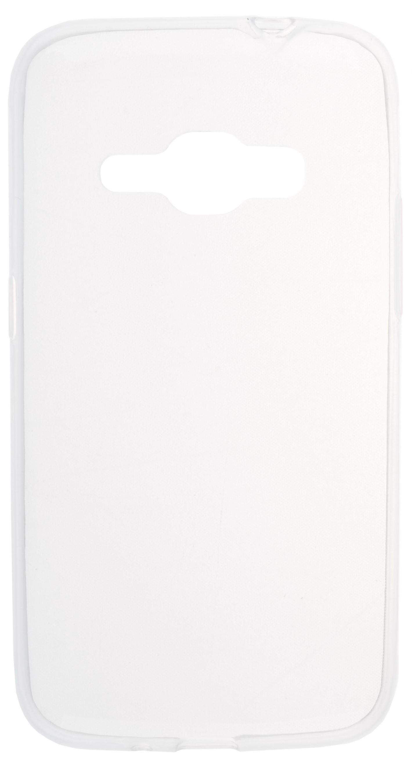 Накладка Skinbox Slim Silicone для Samsung Galaxy J1 (2016), 2000000090788, прозрачный skinbox накладка skinbox slim silicone для samsung galaxy note 7