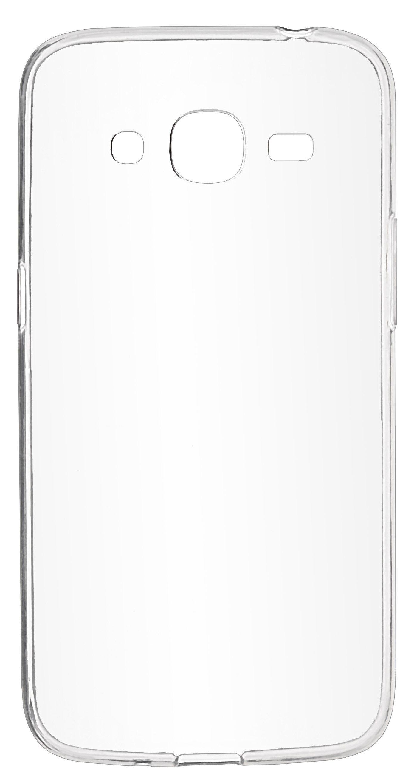Накладка Skinbox Slim Silicone для Samsung Galaxy J2 (2016), 2000000119946, прозрачный skinbox накладка skinbox slim silicone для samsung galaxy note 7
