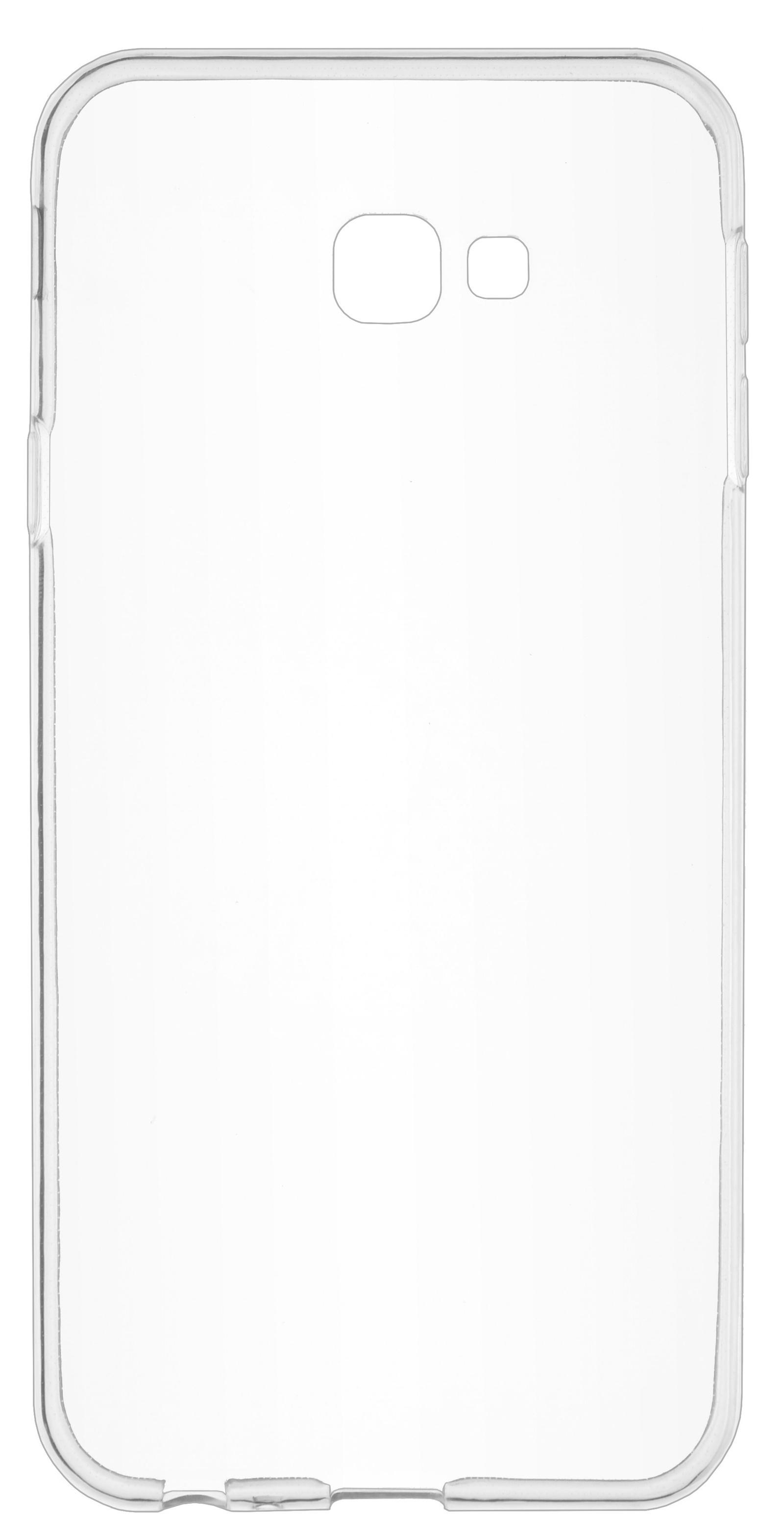 Накладка Skinbox Slim Silicone для Galaxy J4+/J4 Prime, 4630042521995, прозрачный цены