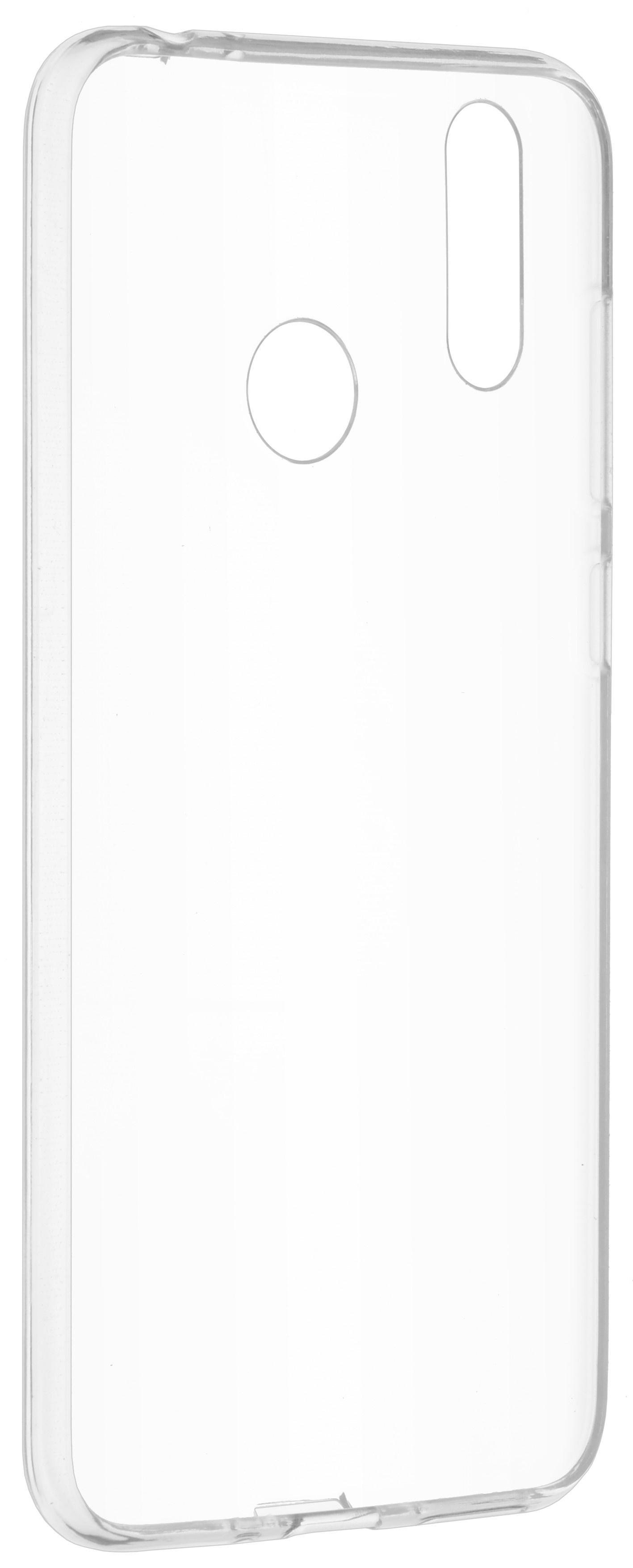 Накладка Skinbox Slim Silicone для Honor 8C, 4630042521971, прозрачный skinbox накладка skinbox slim silicone для lg v20
