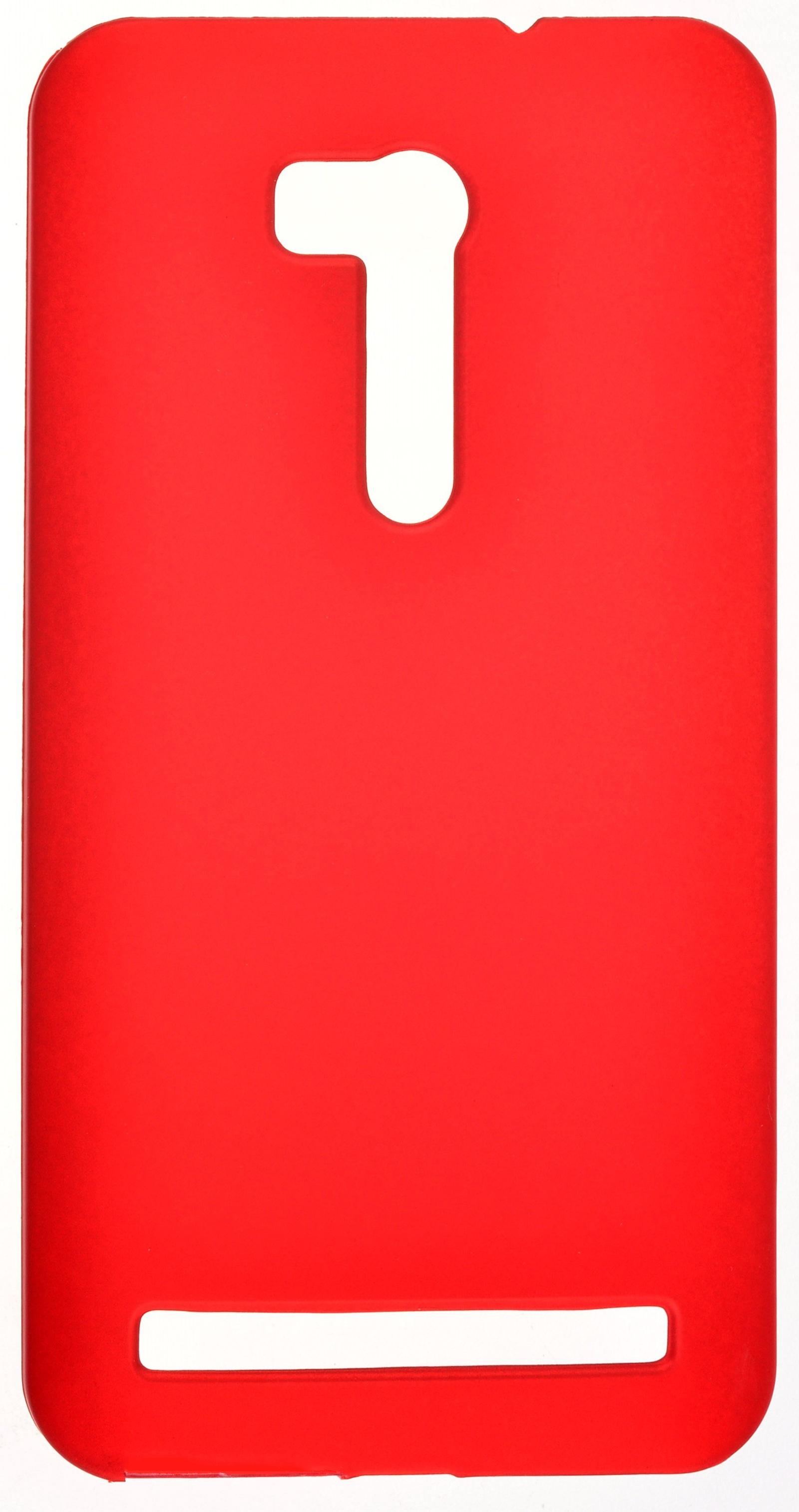 Накладка skinBOX для ZB551KL/G550KL, 2000000092522, красный форма для запекания мфк профит сабина овальная 30 х 20 5 х 5 см