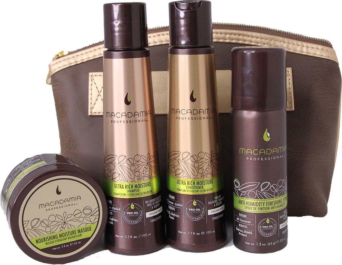 Косметический набор для волос Macadamia Professional