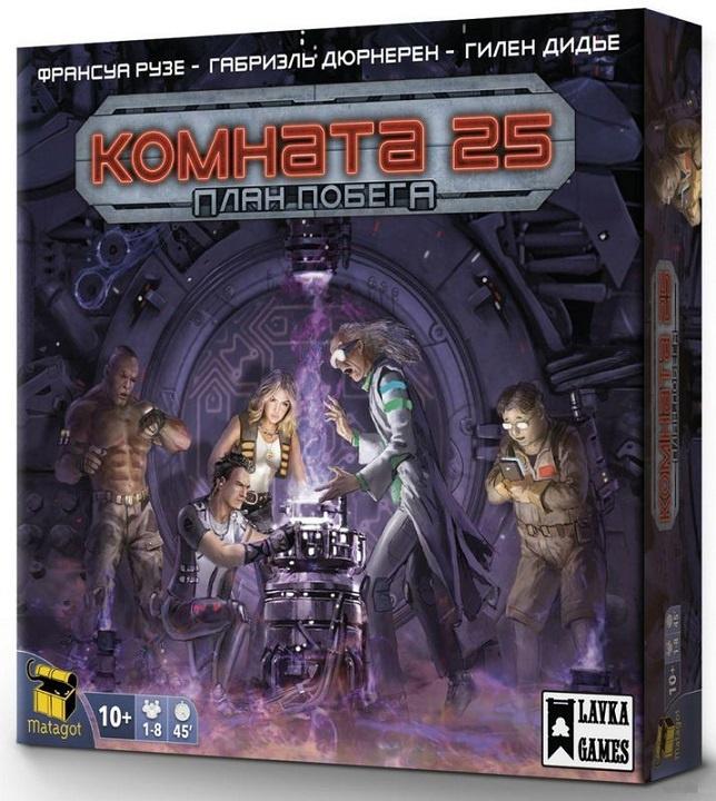 Настольная игра Lavka Games
