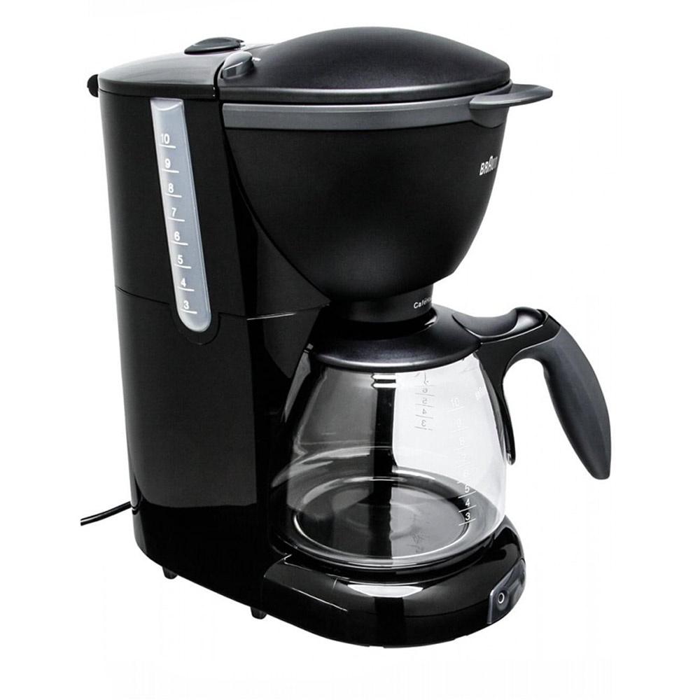 Капельная кофеварка Braun, KF 560/1BK, черный