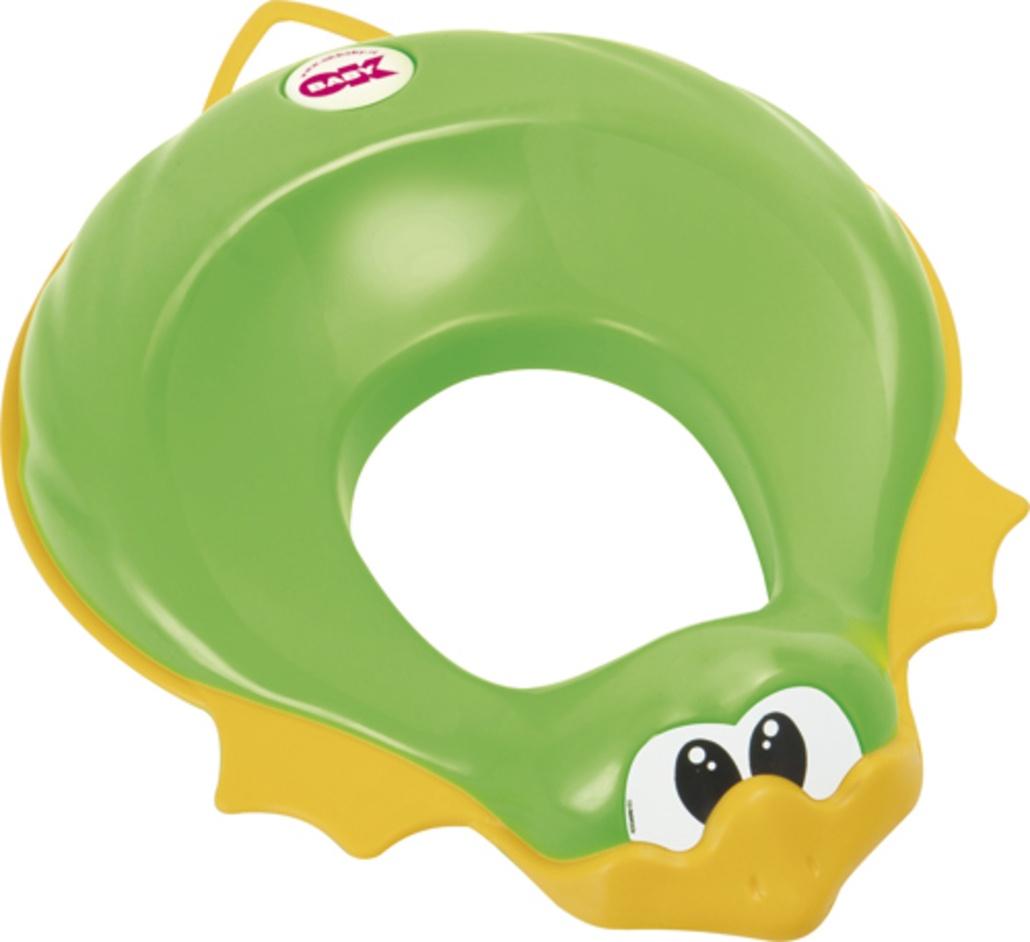 Адаптер для унитаза OK BABY Ducka ducka насадка на унитаз 785 оранжевый 45 ok baby