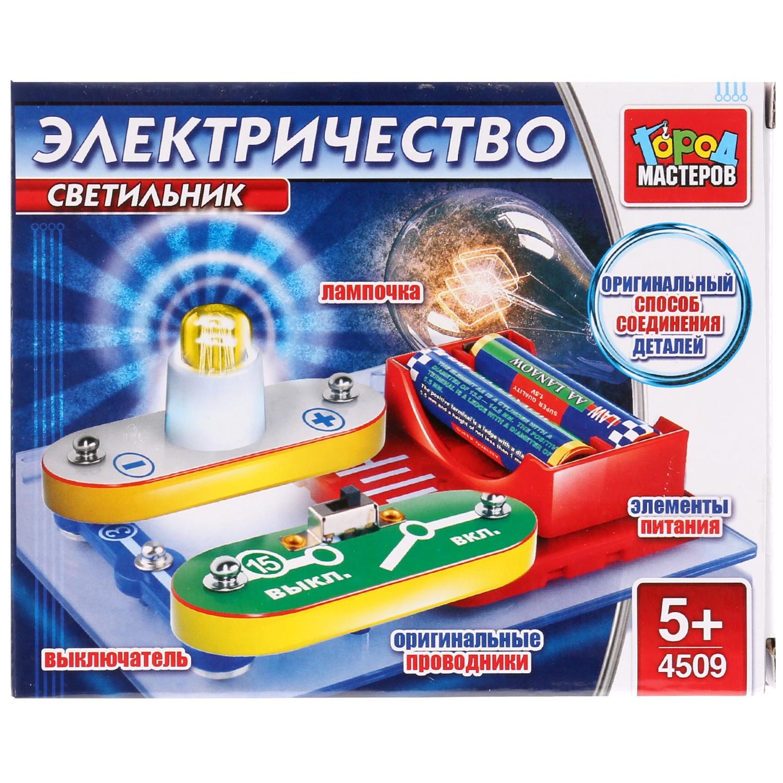 Электронный конструктор Город мастеров 259684, 259684