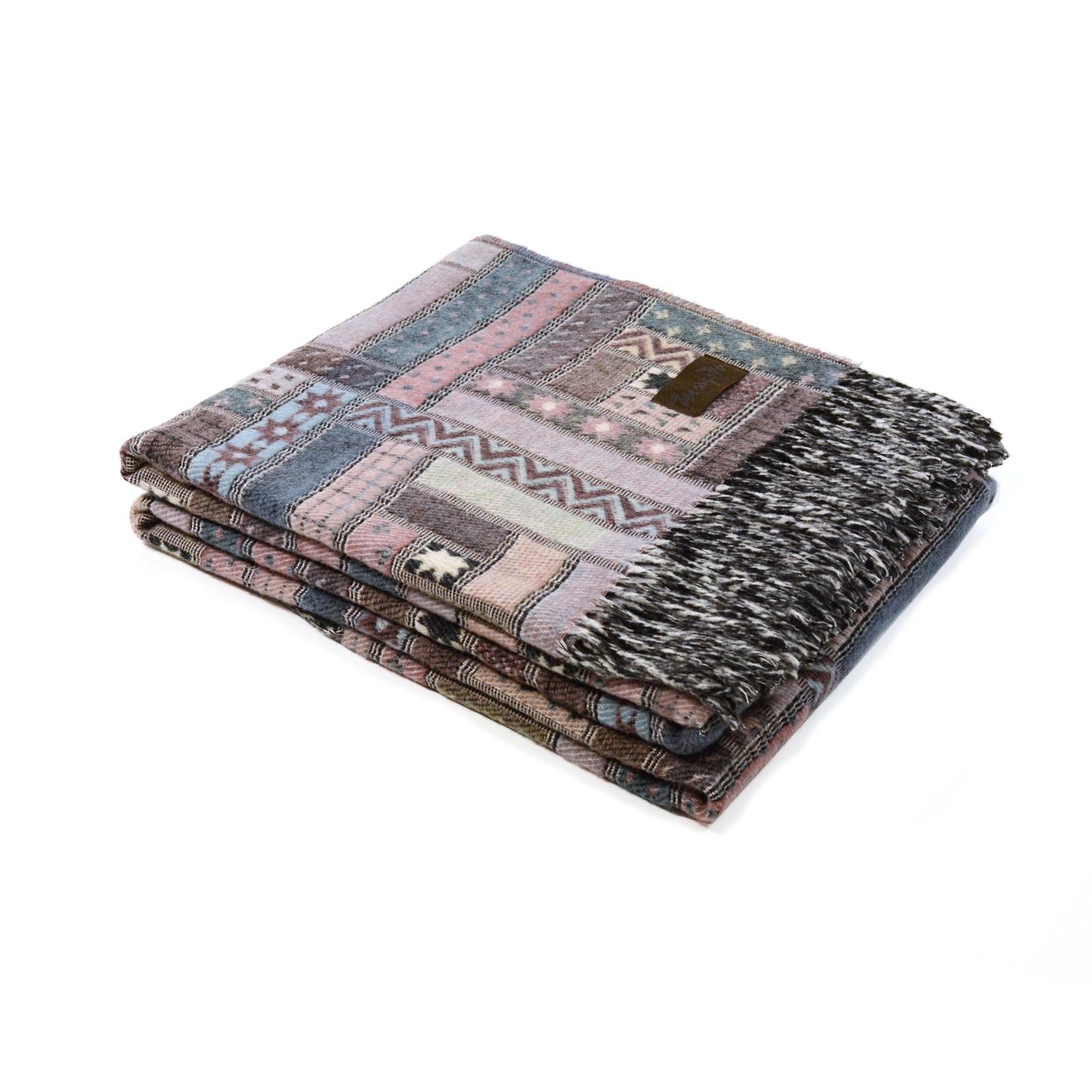 Плед MARZOTTO BALTIMORA, 9070, мультиколор плед marzotto paola 130х170 см