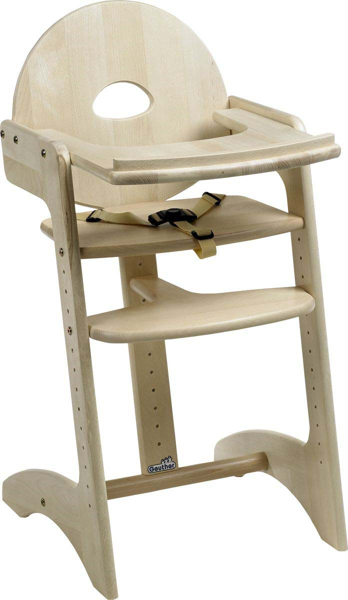 Стульчик для кормления Geuther Filou, 2360, бежевый стульчик для кормления geuther traveller натуральный