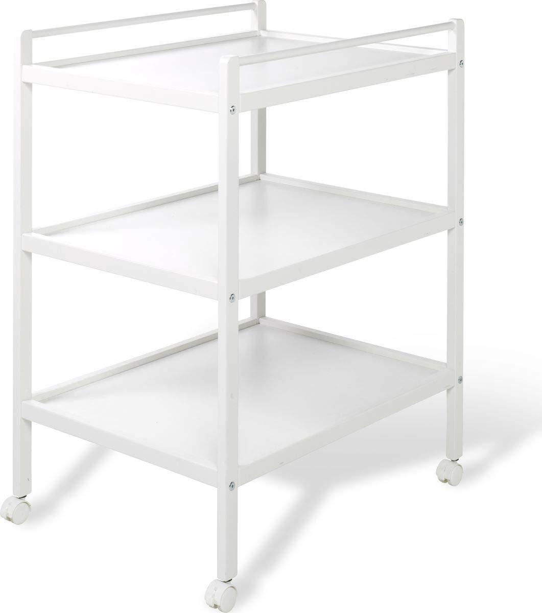 Пеленальный стол Geuther Alisa, 4847 Wewe, белый столик игровой geuther bambino белый натуральный