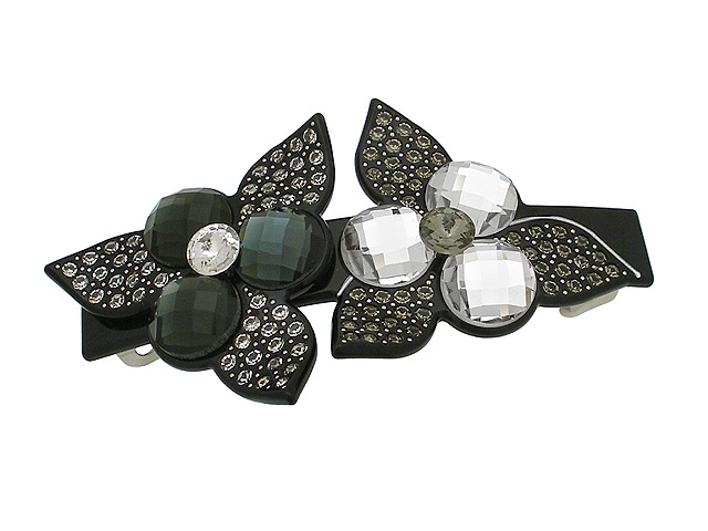 Заколка женская Magie Accessoires, 607851, черный607851Корейская заколка-автомат для волос