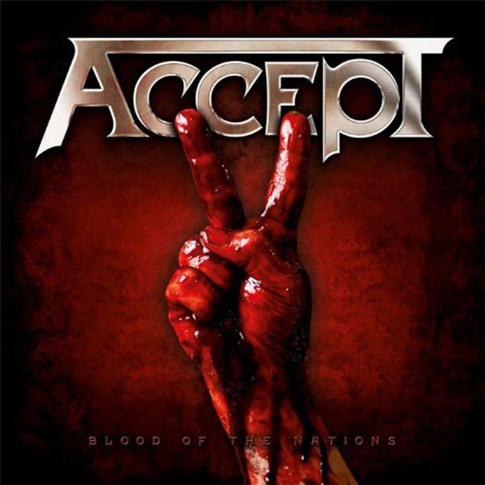 Accept Accept. Blood Of The Nations (2 LP) accept belém
