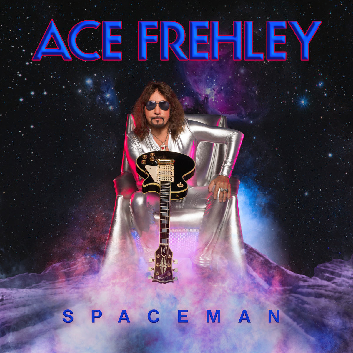 Эйс Фрейли Ace Frehley. Spaceman (LP + CD)