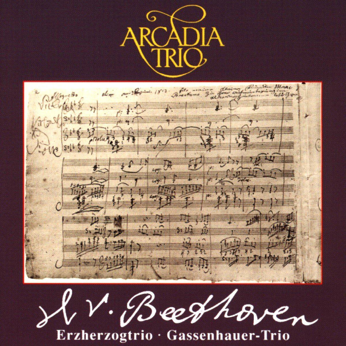 Arcadia Trio Arcadia Trio. Ludwig Van Beethoven