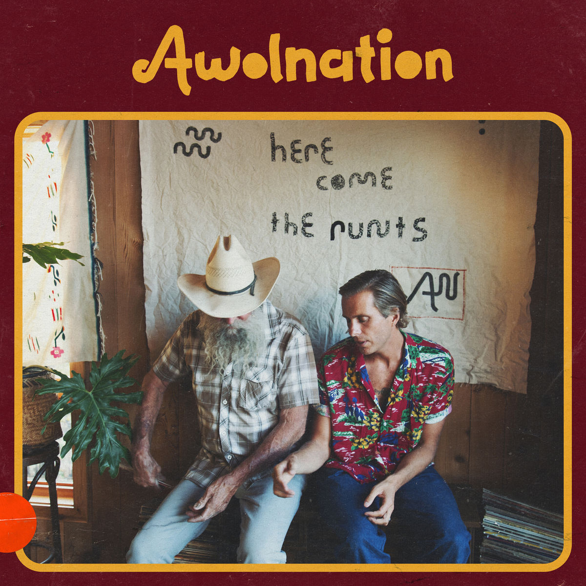 Awolnation Awolnation. Here Come The Runts музыка run awolnation