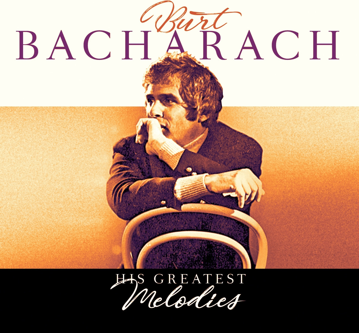 Берт Бахарах Burt Bacharach. His Greatest Melodies (2 CD) klassik the greatest melodies