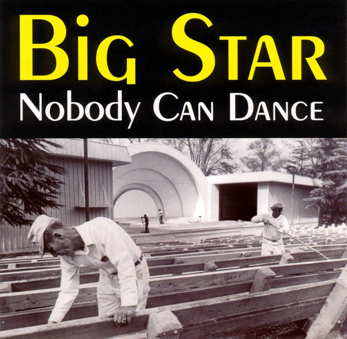Big Star Big Star. Nobody Can Dance big star big star the best of 2 lp