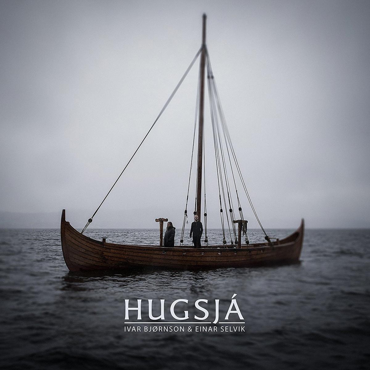 Ivar Bjornson,Einar Selvik Ivar Bjornson & Einar Selvik. Hugsja (2 LP) ivar bjornson einar selvik ivar bjornson