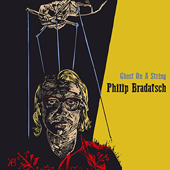 лучшая цена Philip Bradatsch Philip Bradatsch. Ghost On A String (LP + CD)