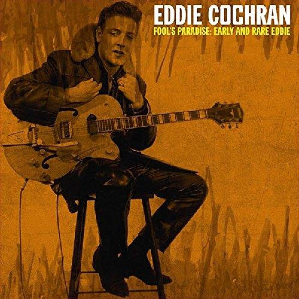Эдди Кокрэн Eddie Cochran. Hits From 304 Holloway Road (LP) james cochran j informs abok
