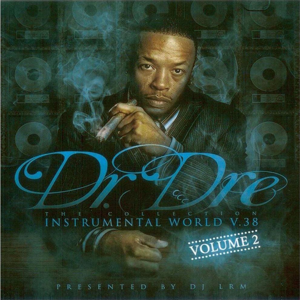 Dr Dre Dr Dre. Instrumentals Volume 38, Volume 2 (2 LP) dr dre dr dre 2001 2 lp 180 gr