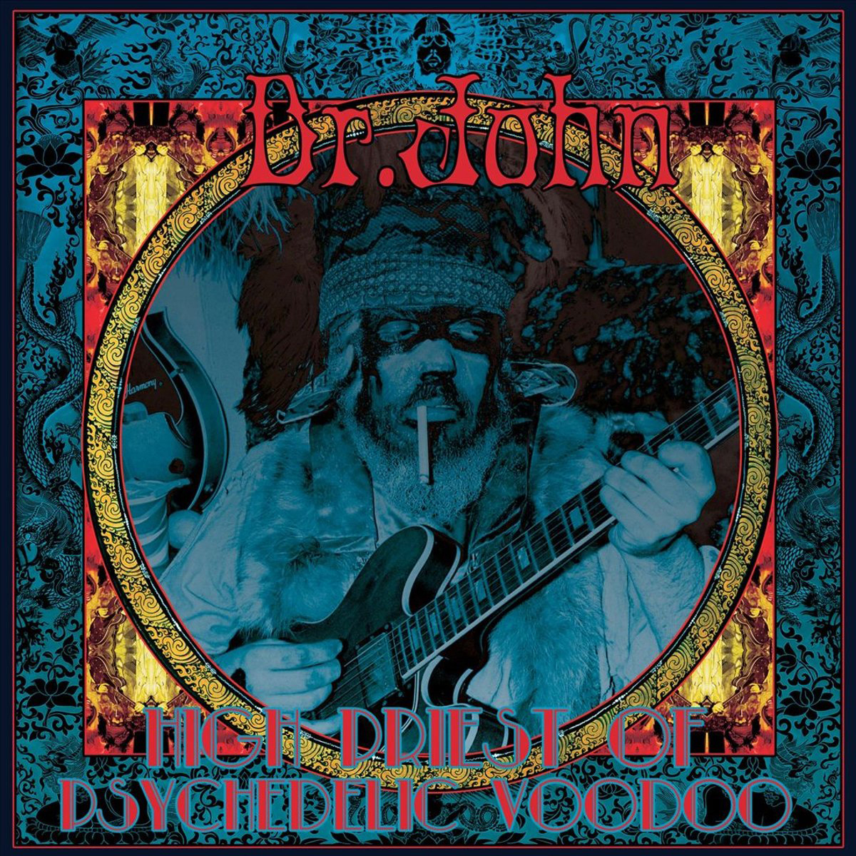 Dr John  High Priest Of Psychedelic Voodoo 2 CD