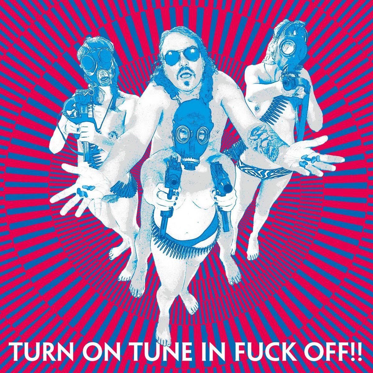 Dragontears  Turn On Tune In Fuck Off LP