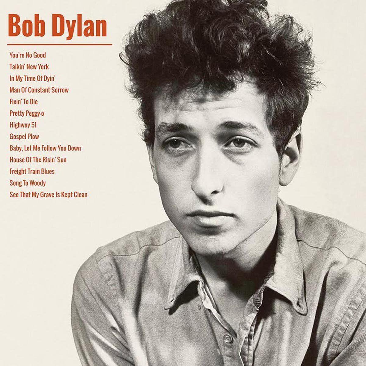 Bob Dylan  Debut Album LP