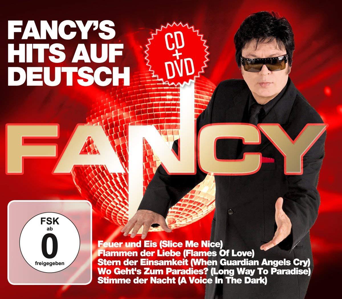 Fancy Fancy. Fancy's Hits Auf Deutsch (CD + DVD) fancy