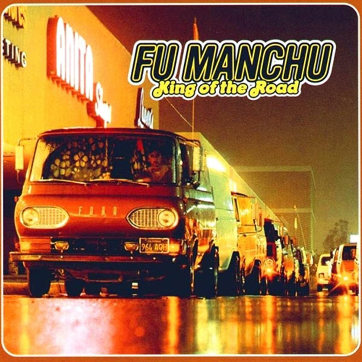 Fu Manchu. King Of The Road (LP) b b king king of the blues lp
