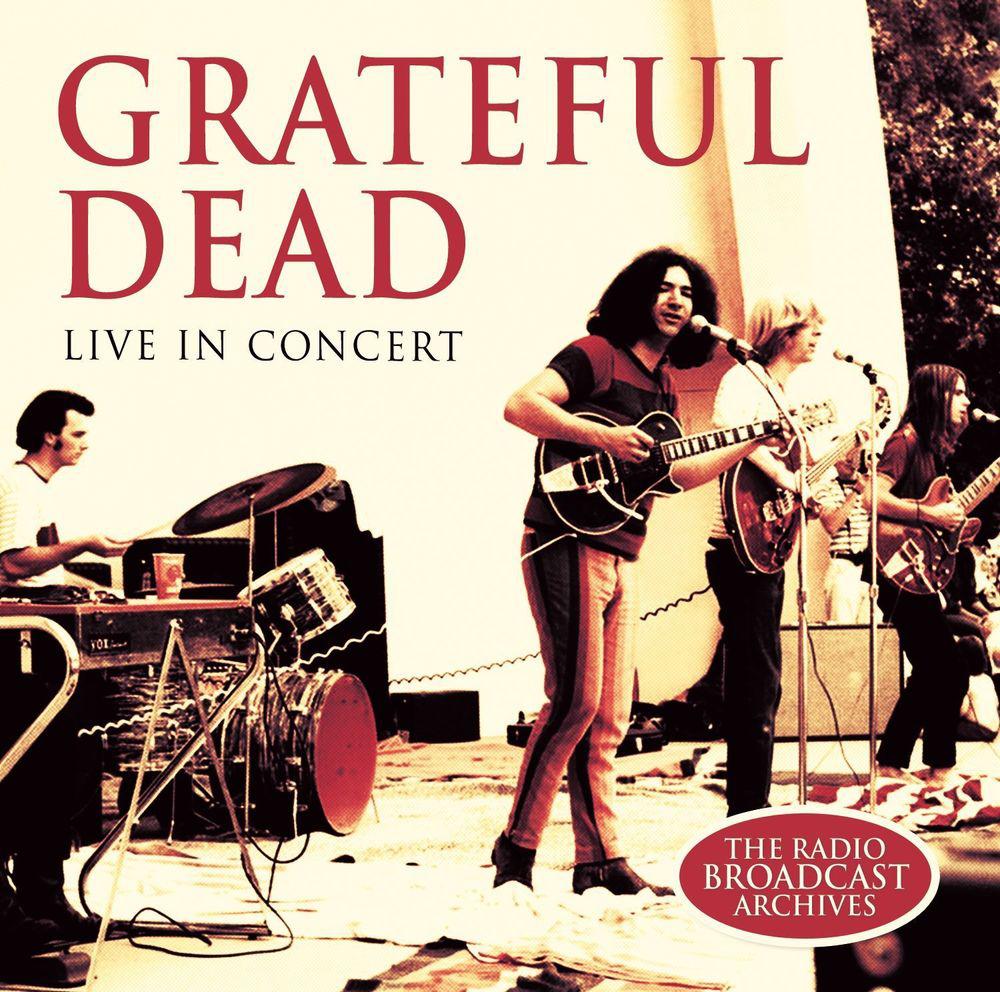 The Grateful Dead Grateful Dead. Live In Concert camel total pressure live in concert 1984