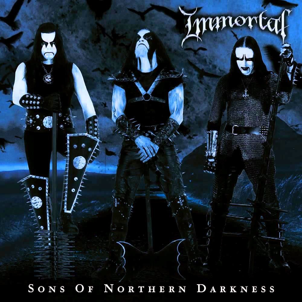 Immortal Immortal. Sons Of Northern Darkness (2 LP) the immortal crown