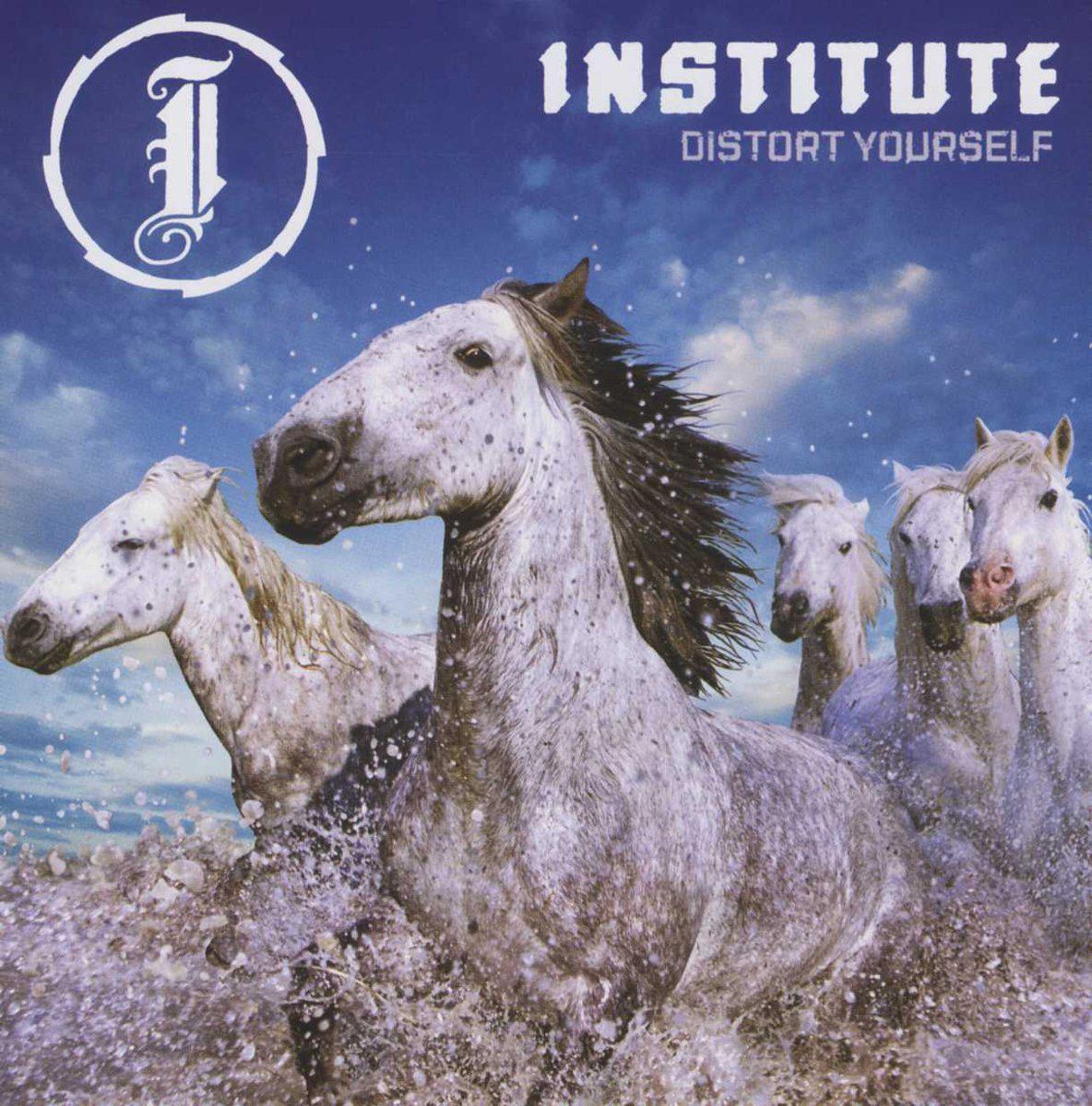 Institute Institute. Distort Yourself