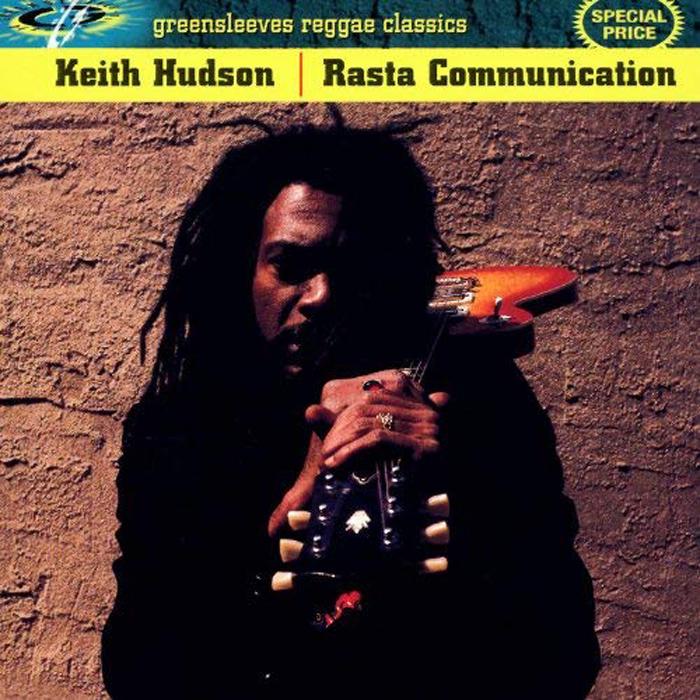 Keith Hudson Keith Hudson. Rasta Communication цена в Москве и Питере
