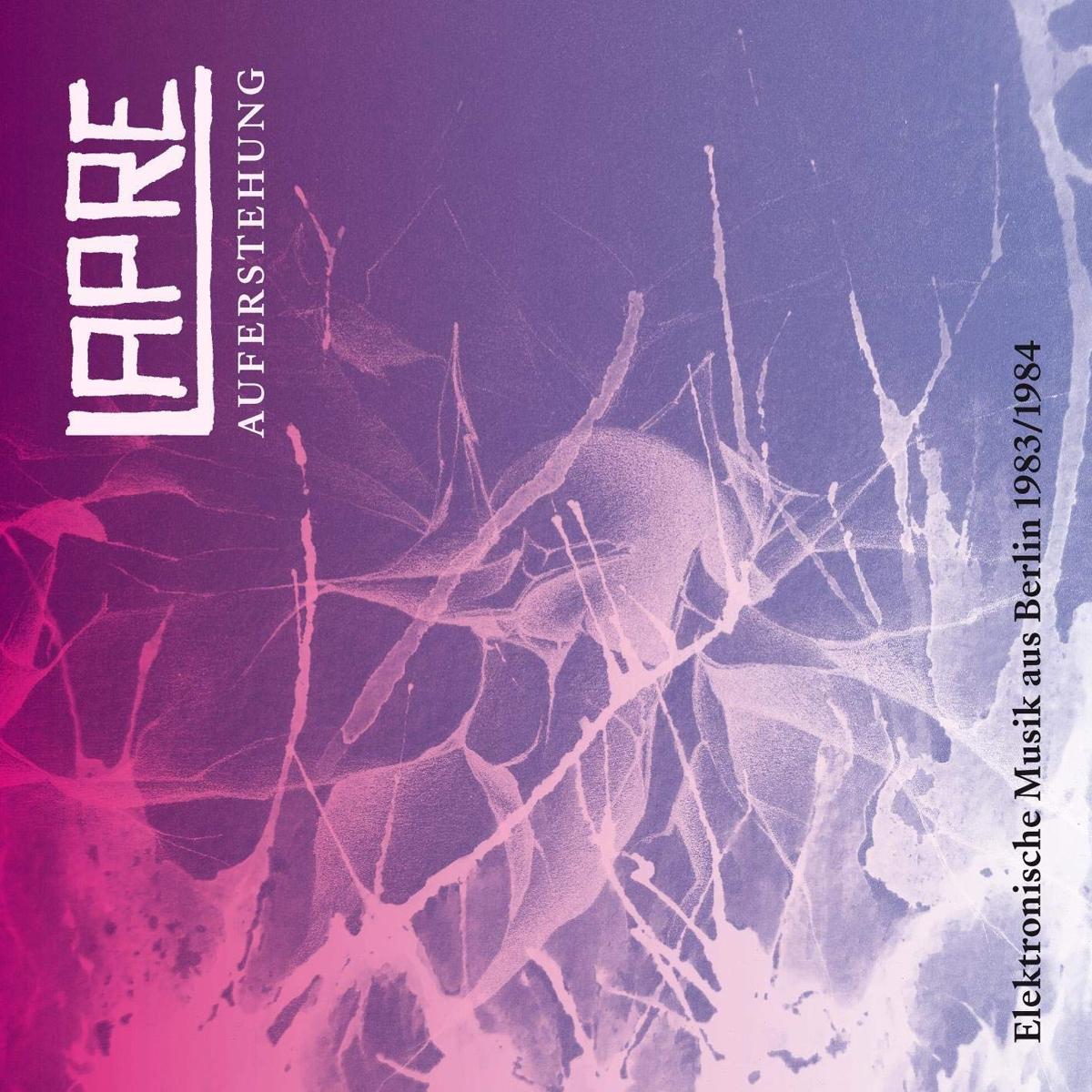 Lapre Lapre. Auferstehung. Elektronische Musik Aus Berlin 1983-1984 (LP) akademie fur alte musik berlin akademie fur alte musik berlin music for the berlin court