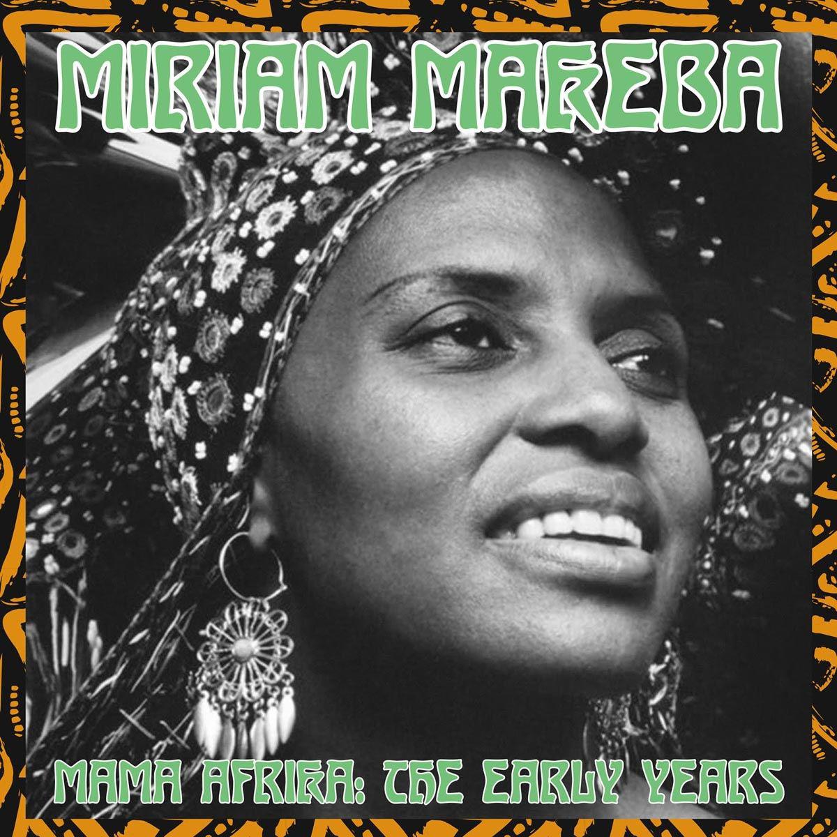 лучшая цена Мириам Макеба Miriam Makeba. Mama Afrika. The Early Years (LP)