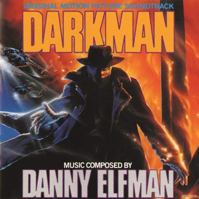 Danny Elfmann Danny Elfmann. Darkman. Original 1990 Motion Picture Score (LP) безрукавка 3m danny 2013