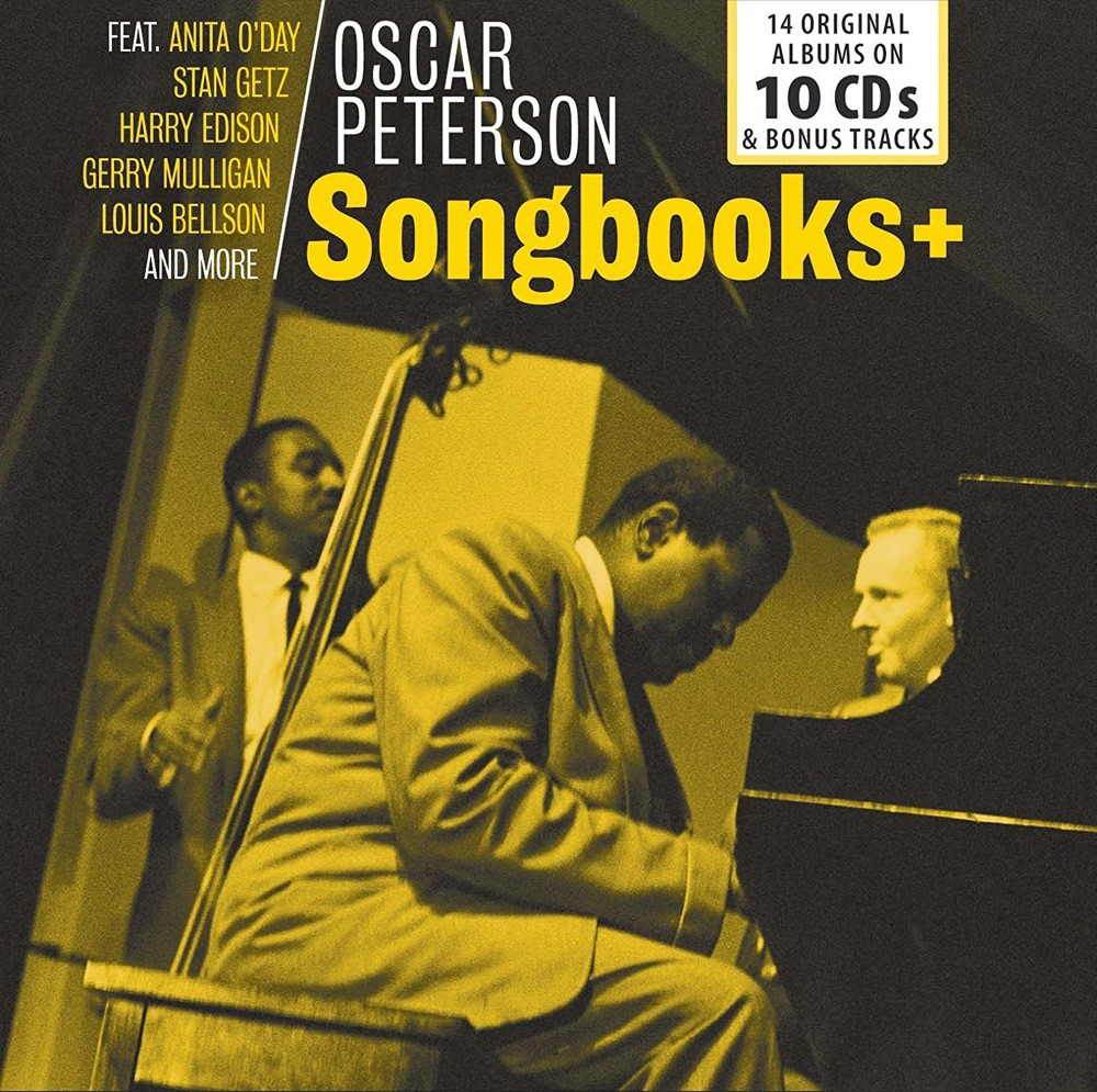 The Oscar Peterson Trio Oscar Peterson Trio. Original Albums (10 CD) oscar peterson oscar peterson