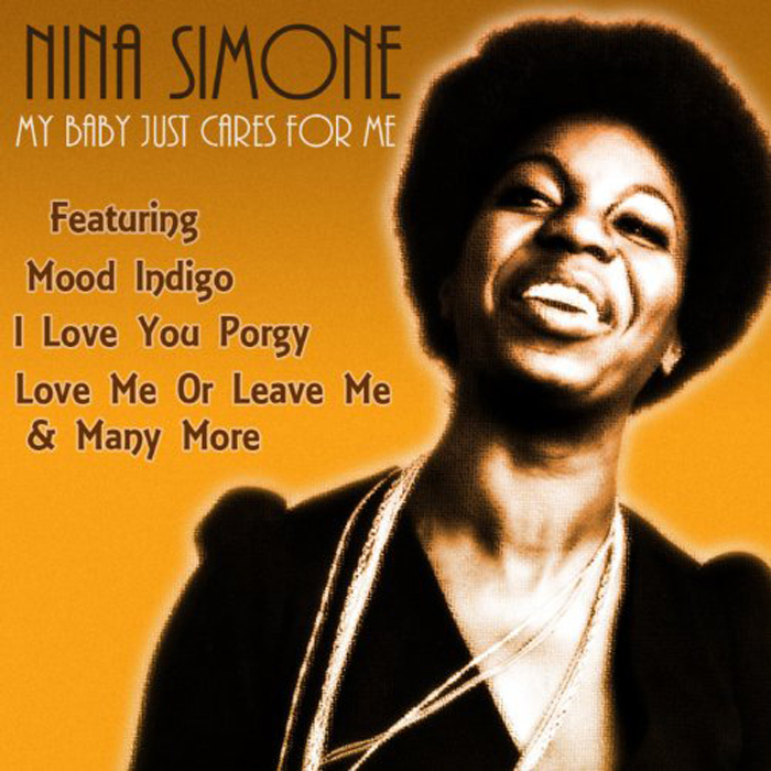 Нина Симон Nina Simone. My Baby Just Cares For Me. Recordstore Day Edition (LP)